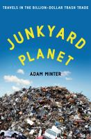 Cover art for Junkyard Planet