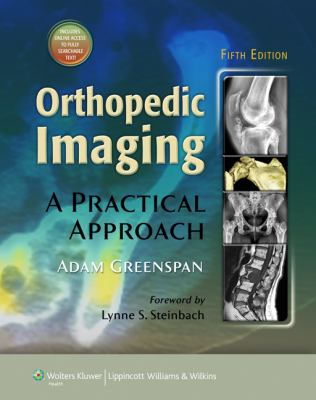 Cover of Orthopedic Imaging