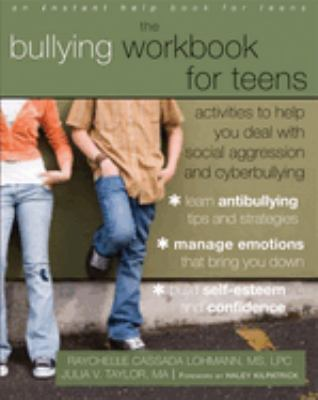 Cover image for The bullying workbook for teens