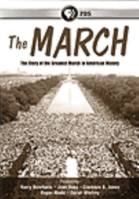 Cover image for The march