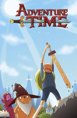 cover of Adventure Time 5