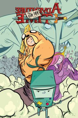 cover of Adventure Time: The Flip Side