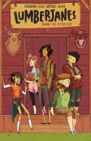 Book cover of Lumberjanes
