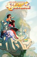 Cover art for Steven Universe, Volume One