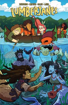 cover of Lumberjanes. Vol. 5, Band together