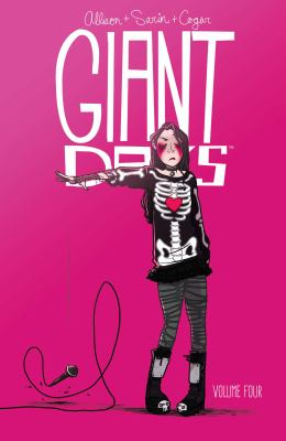 cover of Giant Days 4