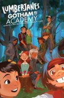 Cover art for Lumberjanes