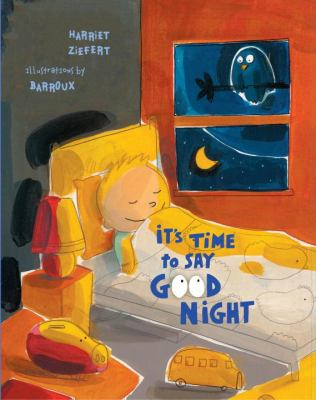 Cover image for It's time to say goodnight