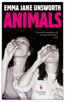 Cover art for Animals