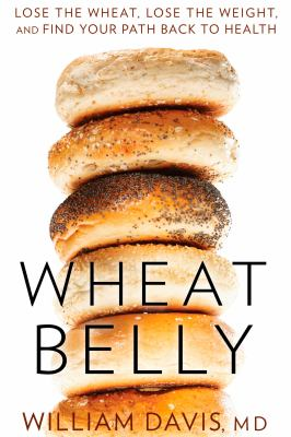 Cover image for Wheat belly