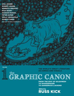 Cover image for The graphic canon, volume 1