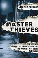 Cover art for Master Thieves