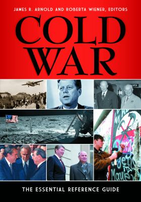 Cold War book cover image