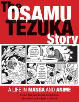 The Osamu Tezuka Story : A Life In Manga And Anime by Ban, Toshio © 2016 (Added: 10/18/16)