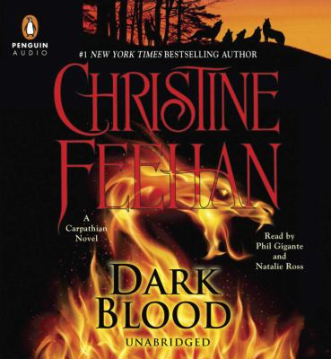 cover of Dark Blood