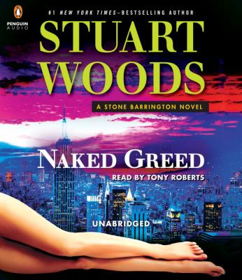 cover of Naked Greed