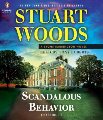 cover of Scandalous Behavior