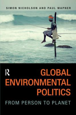 Global Environmental Politics book cover image