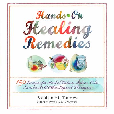 Cover image for Hands-on healing remedies