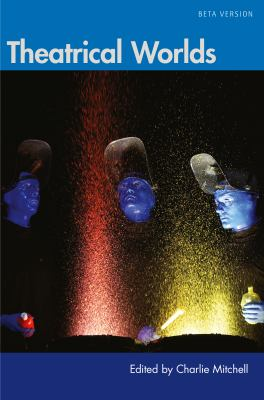 Book cover of Blue Man group
