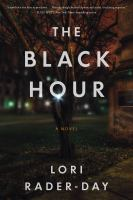 Cover art for The Black Hour