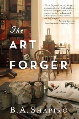 Art forger:  a novel, The
