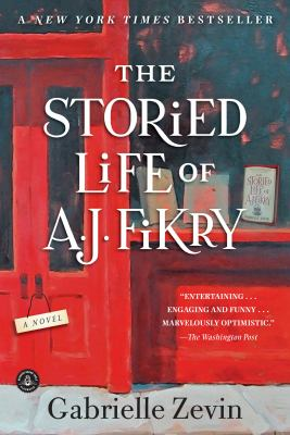 cover of The Storied Life of A.J. Fikrey