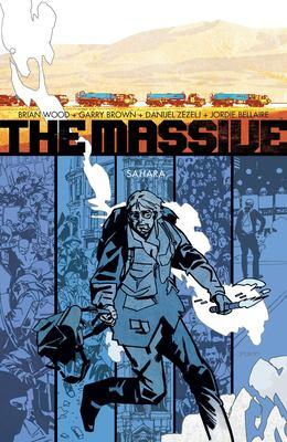 cover of The Massive 4: Sahara