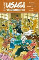 The Usagi Yojimbo Saga : Book 5 by Sakai, Stan © 2015 (Added: 11/28/16)