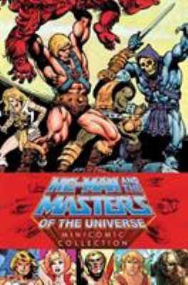cover of He-Man and the Masters of the Universe Minicomic Collection