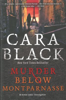Cover image for Murder below Montparnasse