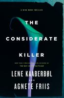 Cover art for The Considerate Killer