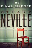 The Final Silence by Neville, Stuart © 2014 (Added: 11/6/14)