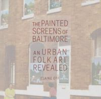Cover art for The Painted Screens of Baltimore