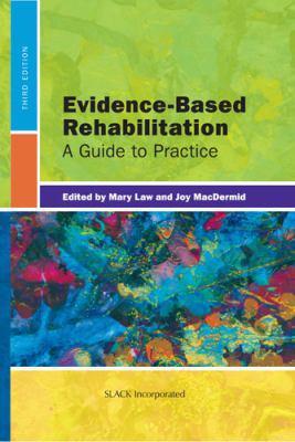 Evidence-based Rehabilitation book jacket