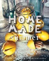 Cover art for Home Made Summer