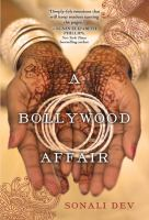 Cover art for A Bollywood Affair