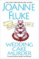 Cover art for Wedding Cake Murder
