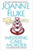 Cover art for Wedding Cake Murder