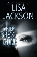 Cover art for After She's Gone