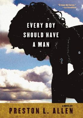 Cover image for Every boy should have a man
