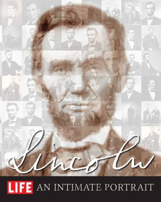 cover of Lincoln : an intimate portrait