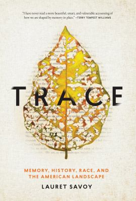 Trace book cover image