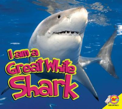 I am a great white shark book cover