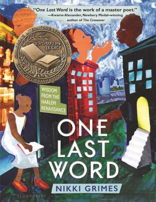 Cover Art for One Last Word