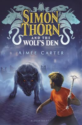 cover of Simon Thorn and the Wolf's Den