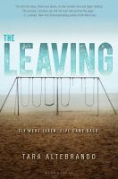Cover art for The Leaving
