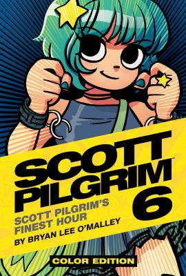 cover of Scott Pilgrim 6: Finest Hour