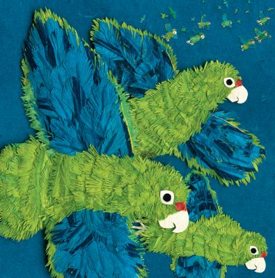 Cover image for Parrots over Puerto Rico