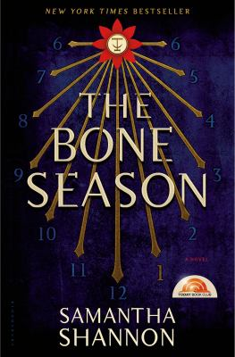 Cover image for The bone season